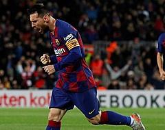 Barcelona bevestigt: contract Messi moet verlengd worden