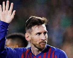 Messi neemt Barcelona bij de hand met fabelachtige hattrick