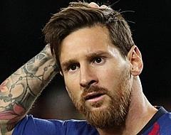 """Messi-fans reageren verbijsterd: """"This is a joke"""""""