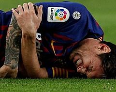 Doktoren komen met Messi-blessurenieuws voor El Clásico