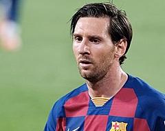 'Messi zet Barça-verlenging op losse schroeven'