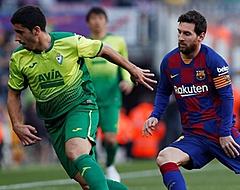Barcelona kent gemakkelijke middag dankzij weergaloze Messi