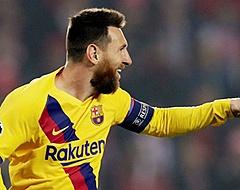 """Verbazing over wereldvoetballer Messi: """"Door niemand voorspeld"""""""
