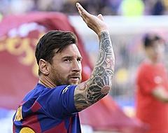Slecht nieuws voor Barcelona: Messi laat duel met Betis schieten