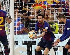 'FC Barcelona overweegt drastische maatregel'