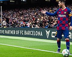 Messi over ploeggenoot: 'Het is niet normaal om die druk bij hem neer te leggen'