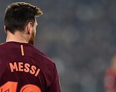 'Messi wijst Barca-clubleiding op PSG-speler: liever hem dan Coutinho'