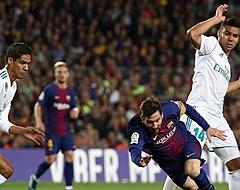 Naderde Clásico mogelijk verplaatst naar Madrid door onrust in Catalonië