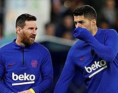 Suarez ziet twee 'heel goede spelers' dolgraag naar FC Barcelona komen