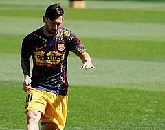 'Barça opgelucht: sein al op groen voor Messi'