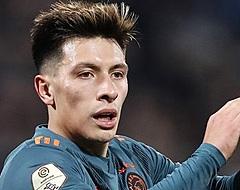 "Martínez hoopt op herkansing: ""Op dat moment erg boos"""