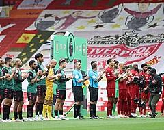 Liverpool zonder te sprankelen langs Aston Villa
