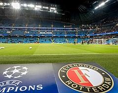 Kijkers verbaasd bij City-Feyenoord: 'Wat is dit?'