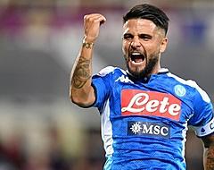 Insigne beslist voetbalfeest in het voordeel van Napoli
