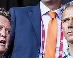 Boze Van Basten haalt uit na Noord-Ierland - Oranje: 'Hou daar eens mee op, man'