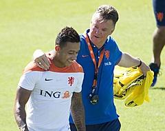 """""""Van Gaal had zich al handenwrijvend op Oranje verheugd"""""""