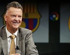 """Van Gaal sneert: """"Het is verdedigend, countervoetbal"""""""