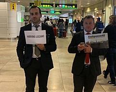 'Vliegveld-foto verraadt mogelijke volgende club Hirving Lozano'