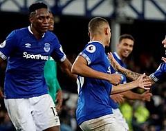 Everton pakt punt in 96ste minuut na dwaze wedstrijd