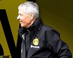 Borussia Dortmund behoudt het vertrouwen in trainer Favre