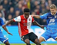 Feyenoord slaat wederom modderfiguur en weet Heracles niet te verslaan