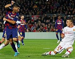 Suárez scoort wereldgoal: 'Het was de enige manier'