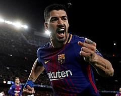 Suárez staat voor 'omstreden rentree' bij Barcelona