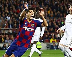'Suárez dropt bommetje op burelen bij FC Barcelona'