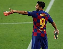 'Suarez brengt spitsencarrousel op gang: Morata maakt plaats'