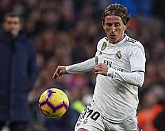 """Modric verrast Real Madrid: """"Wil hier langer blijven"""""""