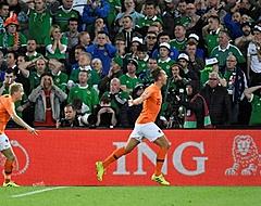 VI: 'Luuk de Jong maakt grote kans op Oranje-basisplek'