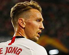 'Alle La Liga-spelers de pineut na actie van Luuk de Jong'