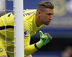 Everton-supporters kraken Stekelenburg opeens af