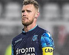 """Vitesse-captain erkent: """"Geen moment het idee gehad dat er wat in zat"""""""