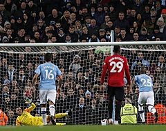United doet City veel pijn in Manchester Derby