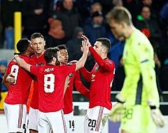 United en Sevilla spelen gelijk, Inter dankt Eriksen