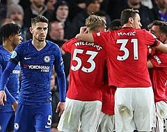 United droomt dankzij zege op Chelsea weer van CL-kwalificatie