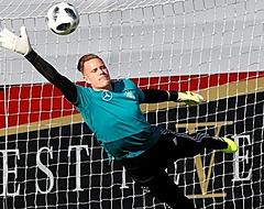 Ter Stegen slaat terug: 'Het is niet fair wat Neuer zegt'