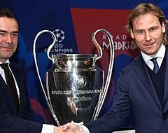 """Overmars doet Ajax belofte: """"Dit jaar vertrek ik zeker niet"""""""
