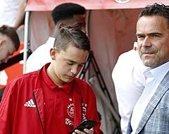 'Ajax heeft opvolger Frenkie de Jong al in het vizier: onderhandelingen gaande'