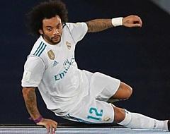 VIDEO: Marcelo maakt er met geweldige volley weer een gelijke stand van