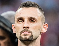 Brozovic schiet Internazionale in blessuretijd toch nog naar zege