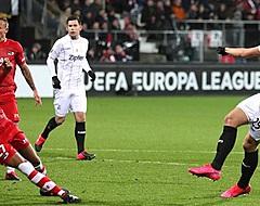 AZ moet ondanks late gelijkmaker vrezen in Europa League