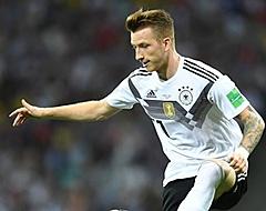Duitsland speelt gelijk in wedstrijd met twee gezichten