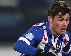 OFFICIEEL: Heerenveen maakt transferdeal rond en zwaait aanvaller uit