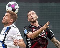 'Feyenoord stelt vraagprijs Senesi vast'
