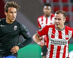 Götze reageert op blessure én PSV-blamage