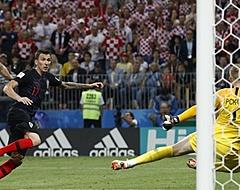 Schok in Kroatië: Mandzukic neemt WK-finale als eindpunt