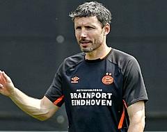 Mark van Bommel haalt nieuw gezicht bij PSV-training