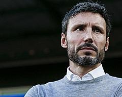 'Je verwacht van een spits doelpunten, daar zit hij nu even moeilijk in'